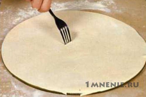 Как приготовить тонкое тесто на пиццу в домашних условиях видео