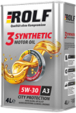 ROLF 3-Syntetic 5w-30