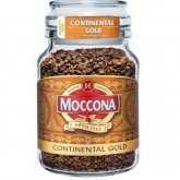 Кофе Moccona Continental Gold растворимый