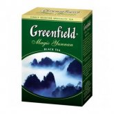 Чай черный Greenfield (Гринфилд) Magic Yunnan
