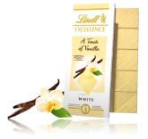 Белый шоколад Lindt Excellence A Touch of Vanilla
