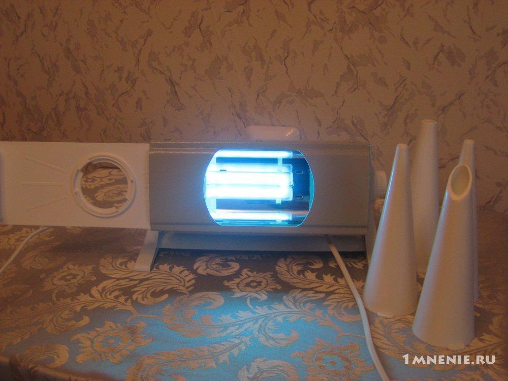 Кварцевая лампа для дома купить в ставрополе