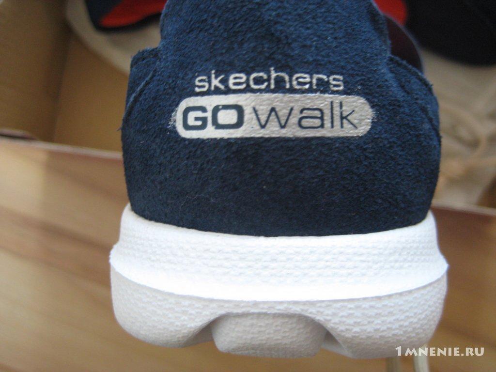 Кроссовки женские Skechers GO Walk фото 7c1ea00a231