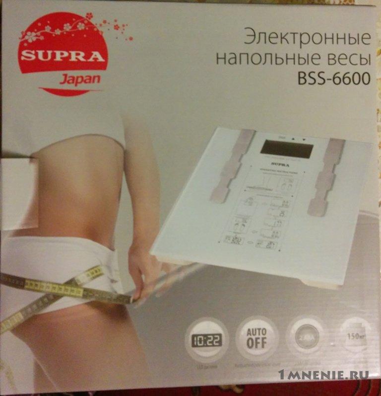 весы напольные supra bss-6600 инструкция